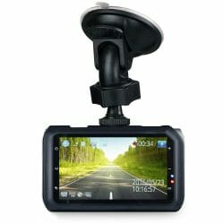 "z edge s3 3"" dash cam. Read our review of the best seller here"