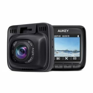 Our Review of Aukey DR01 Dash Cam
